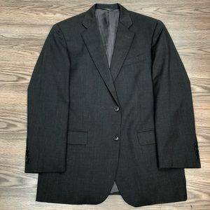 Brooks Brothers Suits & Blazers - Brooks Brothers 1818 Madison Charcoal Grey Suit 42